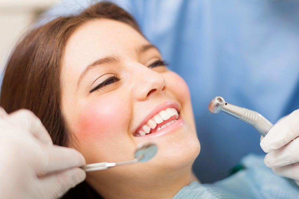 dental examinations anderson