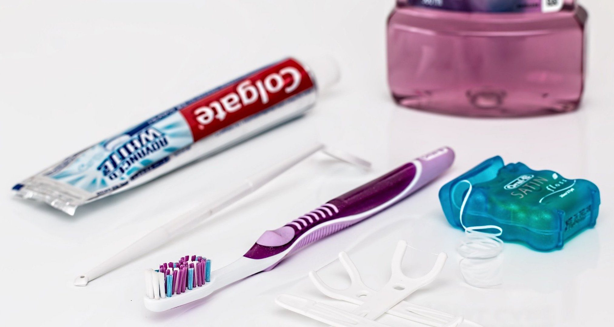 tooth care items