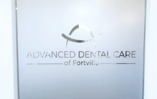 advanced dental care of fortville logo